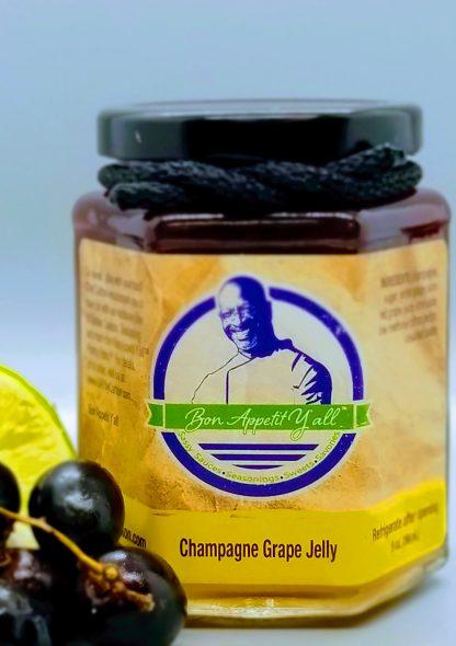 Champange Grape Jelly