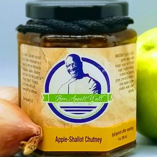Apple Shallot Chutney