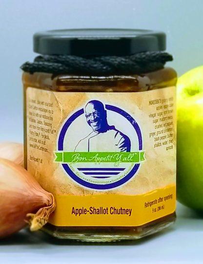 Apple Shallot Chutney