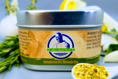 Herbalicious Dry Marinade Rub