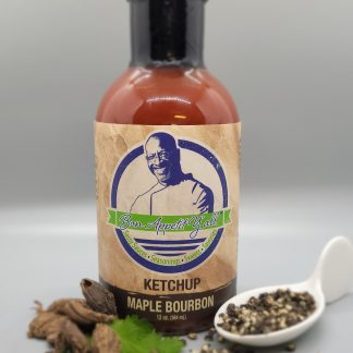 Maple Bourbon Ketchup