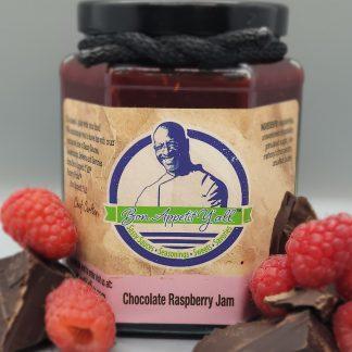 Chocolate Raspberry Jam