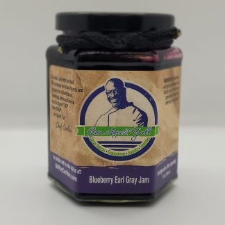 Blueberry Earl Grey Jam