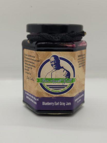 Blueberry Earl Grey Jam